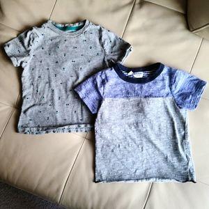 Bundle of toddler boys 3T tshirts